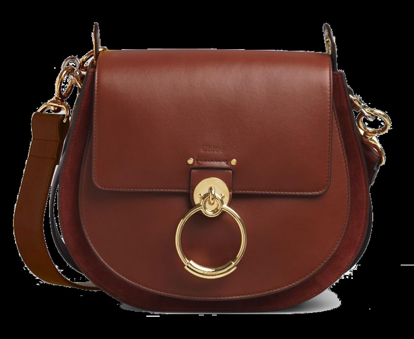 Sepia Brown Warmer Paul Tess Bag Large Chloe qxtZzz