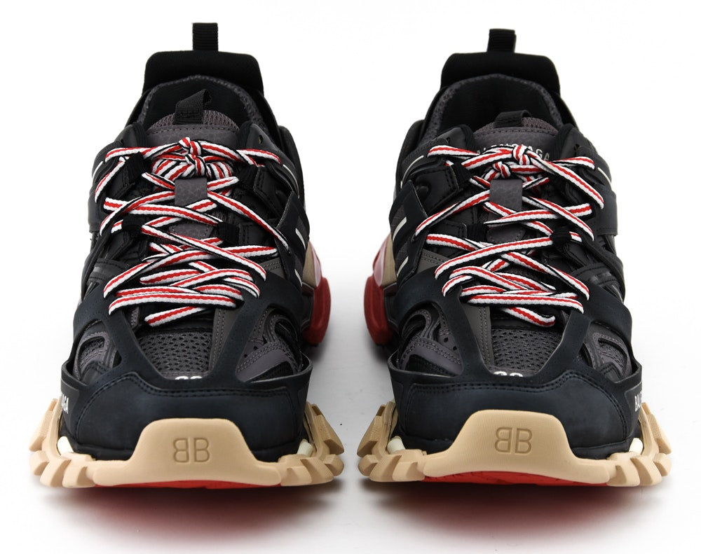 Balenciaga track runners Size 43 Depop