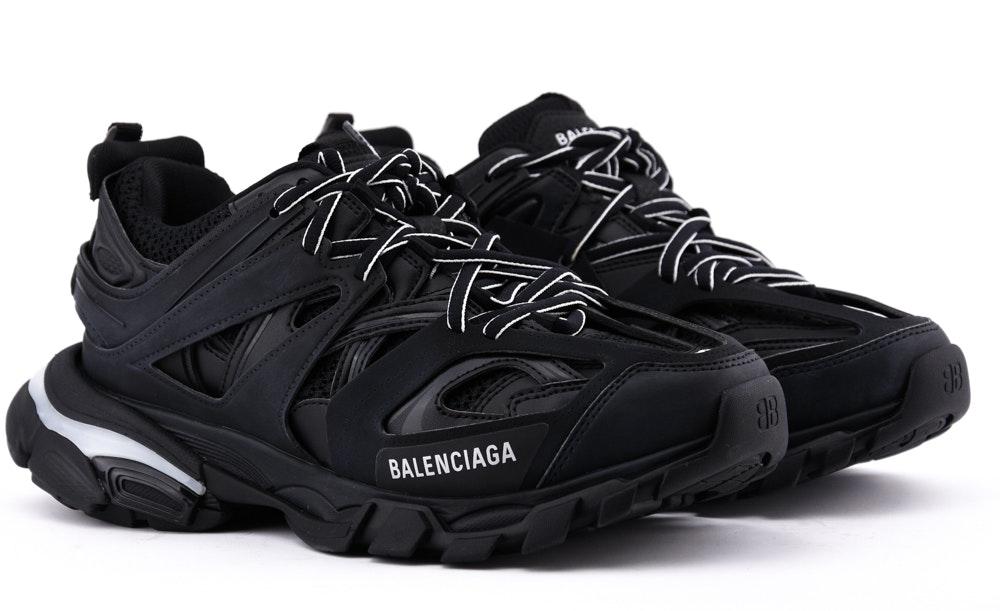 Best Quality Balenciaga Track Black White 483565 W06E1